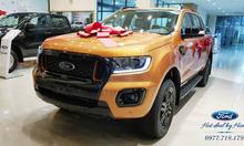 Ford Ranger Wildtrak 2021 trả trước từ 175 triệu ưu đãi giảm giá