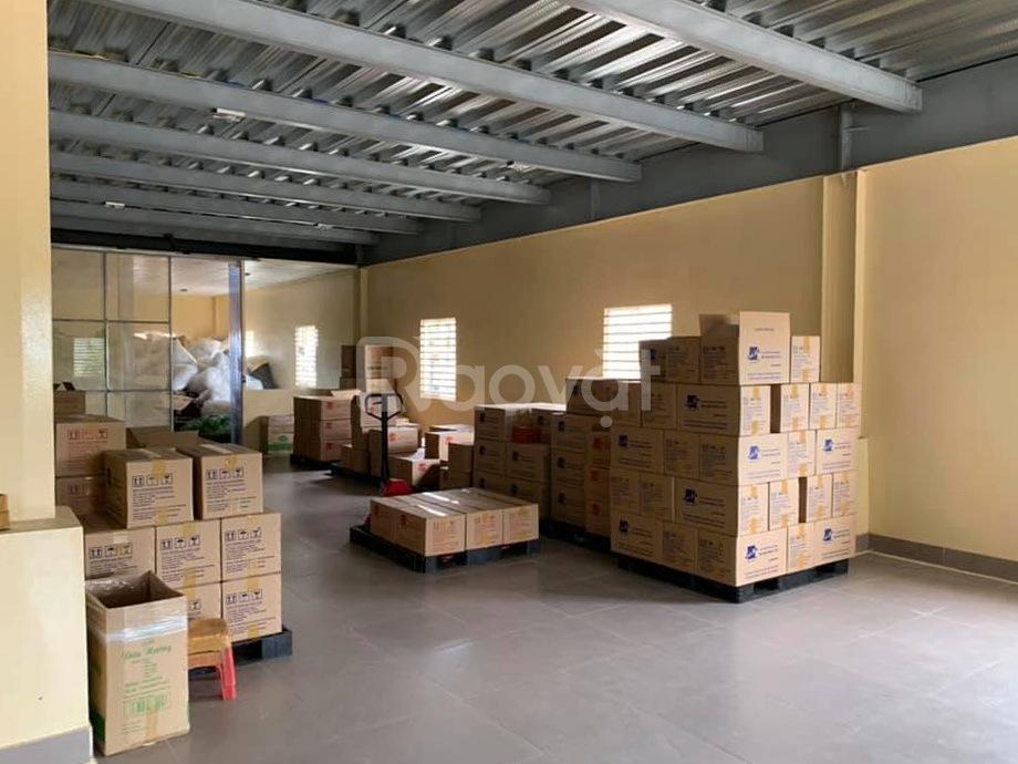 Cho thuê xuởng SX mới, sạch, đẹp 3.500m2 tại Tân Uyên giá rẻ