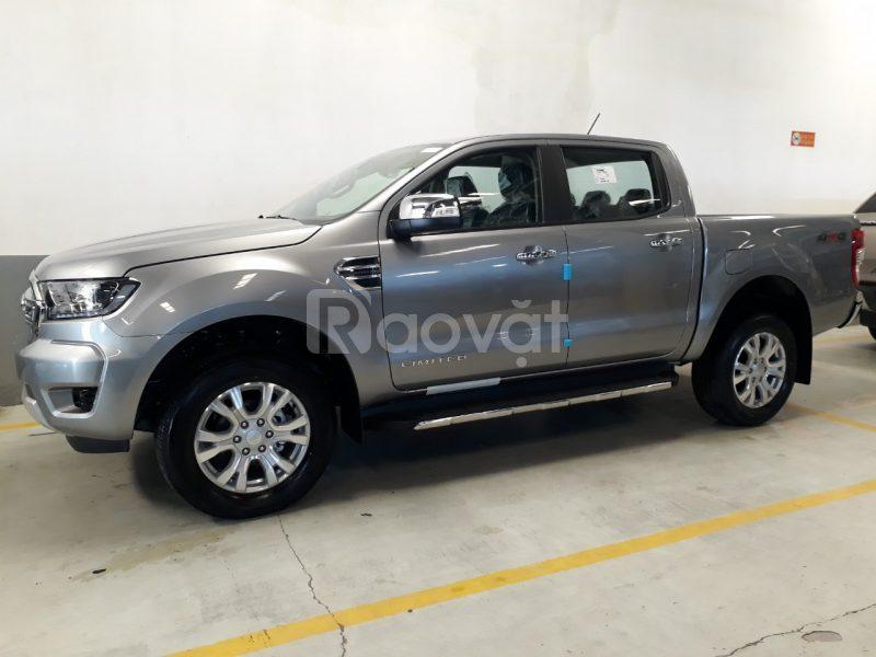 Bán xe ôtô Ford Ranger Limited 2021 new