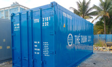 Container lạnh 20 feet máy carrier