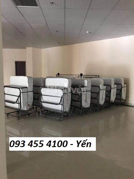 Hà Nội bán giường gấp di động, giường phụ khách sạn giá rẻ
