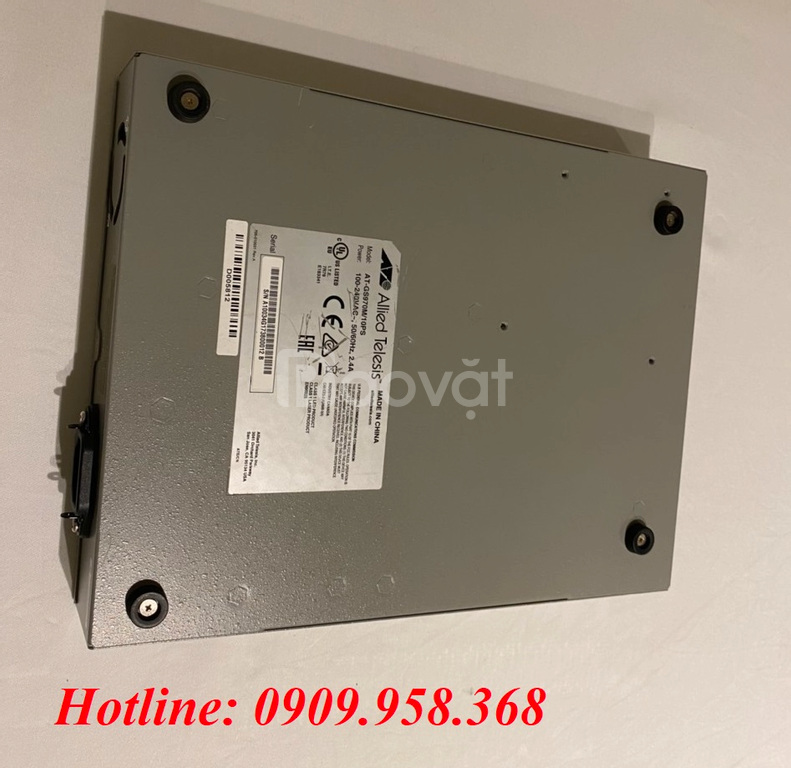 Switch mạng Allied Telesis AT-GS970M