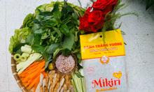 Bánh tráng Mikiri nguyên liệu lý tưởng cho các món ăn