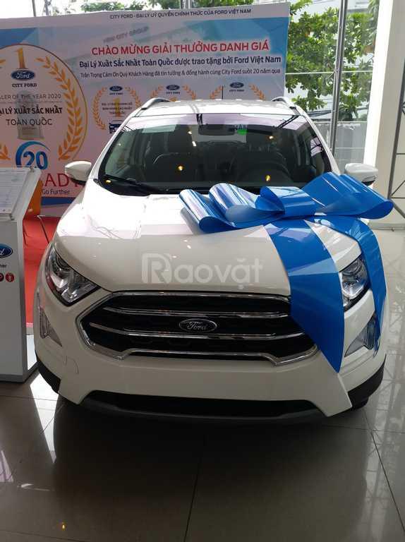 Ford Ecosport Titanium 1.0