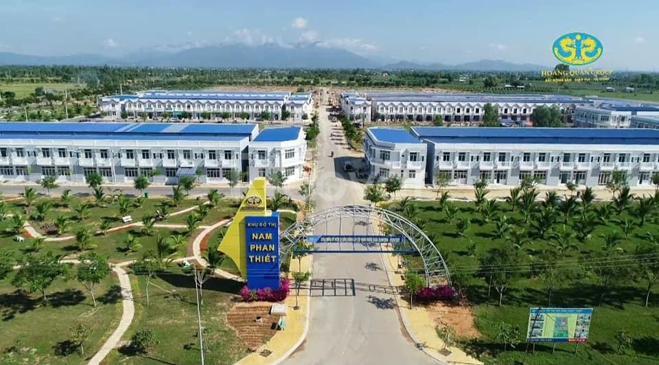 Đô thị xanh, sống an lành tại Nam Phan Thiết