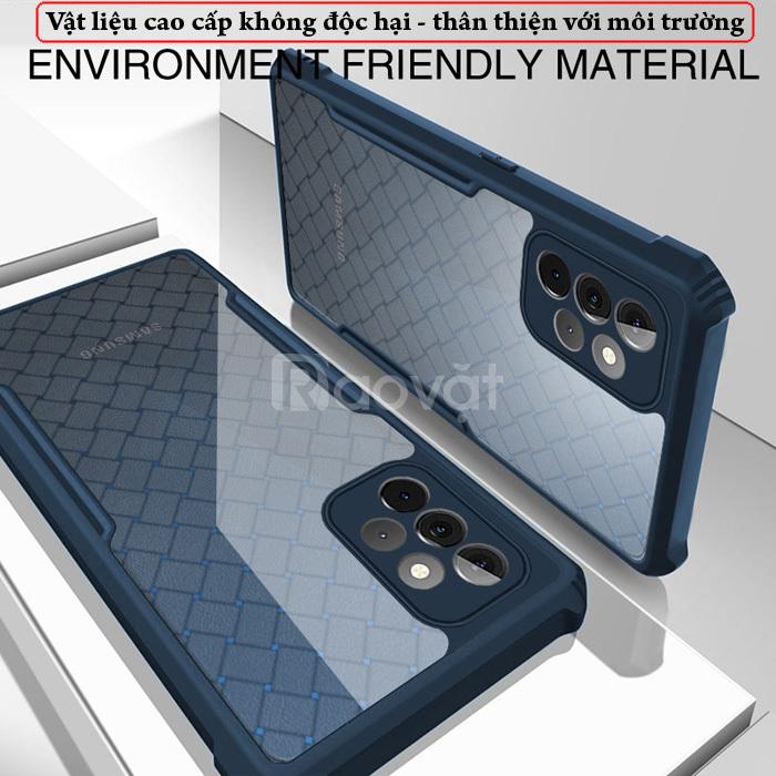 Ốp lưng Galaxy A52, A52 5G Rzants Armor Knit Fabric 3D
