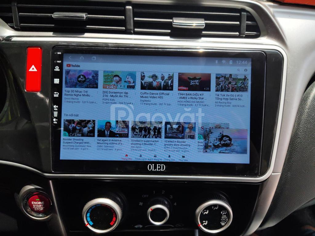Màn hình Android Oled C2 cho xe hơi