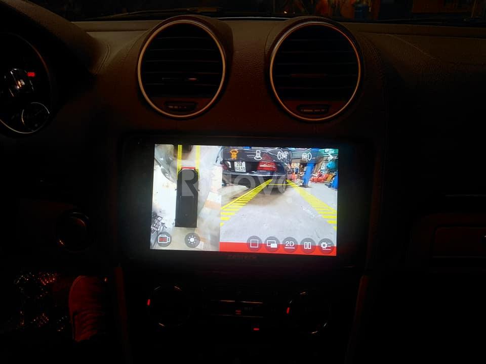 Màn hình liền camera 360 Zestech Z800 Pro+ Khiêm Nguyễn Auto HN