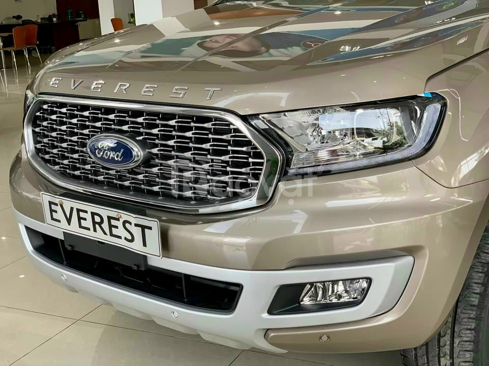 Everest Titanium 2.0 AT 4WD