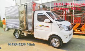 Tera 100 2021 tải 990kg mới thùng dài 2m8 trả góp tại Bình Dương
