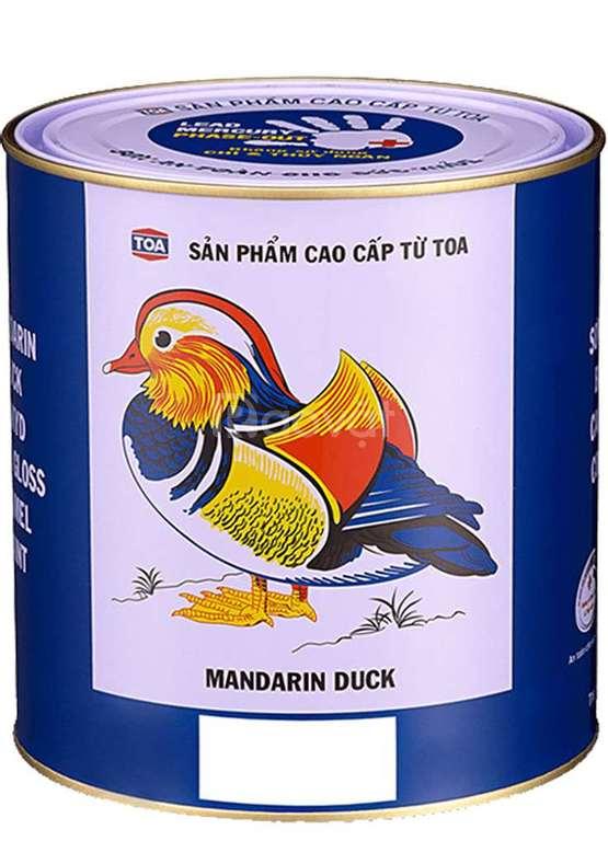 Nhà phân phối sơn dầu Toa con vịt tại Vũng Tàu
