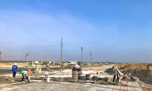 Bán suất tái định cư Lộc An Bình sơn nhà nước cấp, suất chính 125m