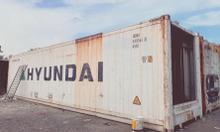 Container lạnh 40feet cho anh em vận tải hoặc làm kho lạnh