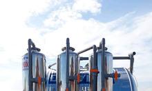 Lọc nước phèn xử lý nước.