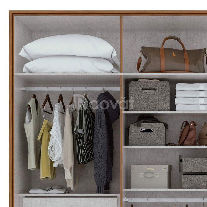 Tủ áo Acrylic giá rẻ đóng tủ gỗ công nghiệp giá rẻ Tp.HCM