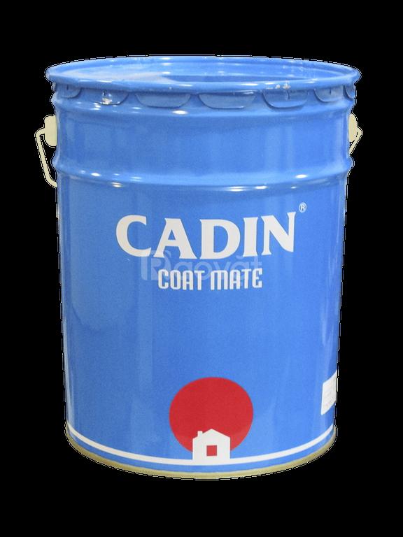 Đại lý cung cấp sơn dầu Cadin PCCC giá rẻ miền nam