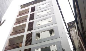Bán tòa cao ốc 8T 140m2 Trịnh Công Sơn, Tây Hồ