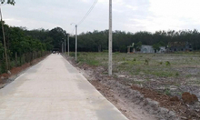 Chính chỉ bán 1100m2 đất ngay tại trung tâm Chơn Thành