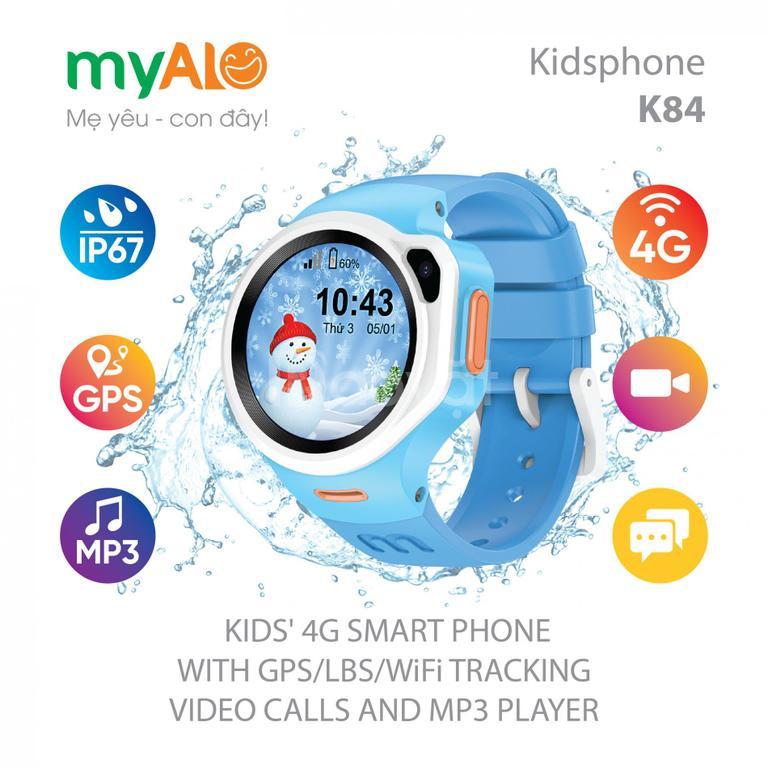 Đồng hồ K84 thiết bị đồng hồ thông minh trẻ em trên thị trường