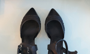 Giày khiêu vũ, dạo phố size 35 êm chân, mới, đẹp
