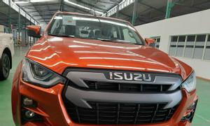 Isuzu D-Max 2021, máy dầu 1.9, nhập Thái Lan, bền, tiết liệu