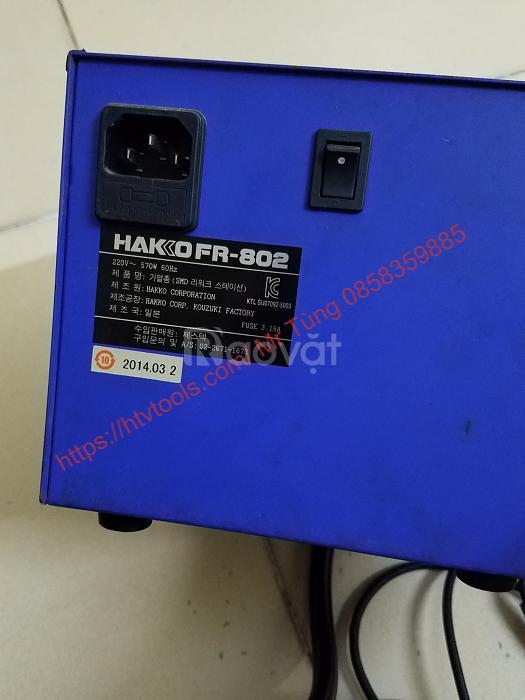 Máy khò Hakko FR-802