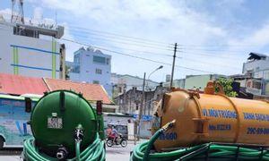 Thống cống nghẹt, hút hầm cầu tại Sài Gòn uy tín