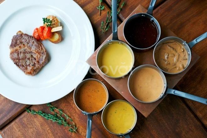 Công thức độc quyền của quán ăn bò bít tết ngon