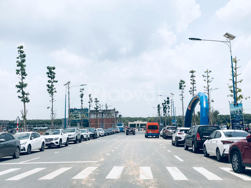 Bán đất sổ hồng Bình Sơn, Long Thành