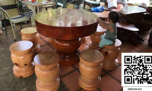 Trọn bộ bàn tròn giá rẻ