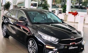 Kia Cerato Luxury