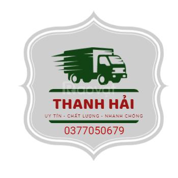 Vận tải chở hàng Gia Lai Thanh Hải