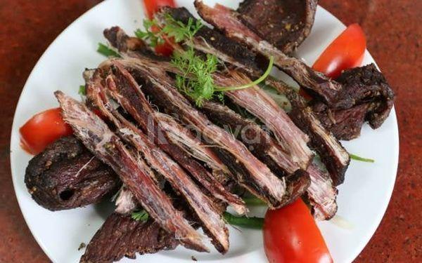 Đặc sản thịt trâu gác bếp Hà Giang chất lượng, uy tín, giá rẻ