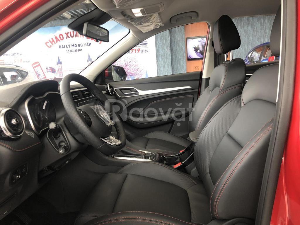 MG ZS 2021 có sẵn xe các màu giao ngay