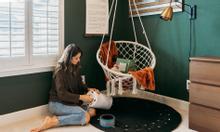 Máy lọc không khí quà tặng sức khỏe cho gia đình bạn
