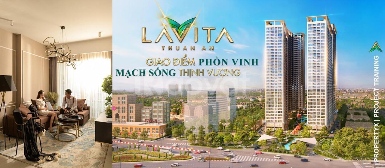 Mở bán căn hộ Lavita Thuận An Bình Dương, căn officetel chỉ từ 1.3 ỷ