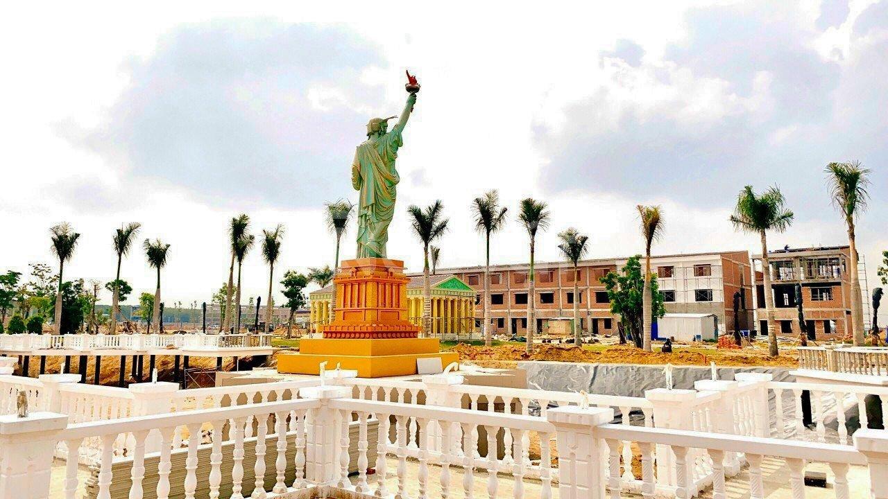 Bán đất 100m2 sổ hồng giá sở hữu 549tr tại Bình Sơn, Long Thành