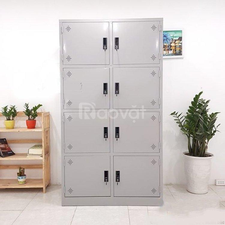 Tủ đựng hồ sơ tài liệu 4 ngăn, 6 ngăn, 8 ngăn