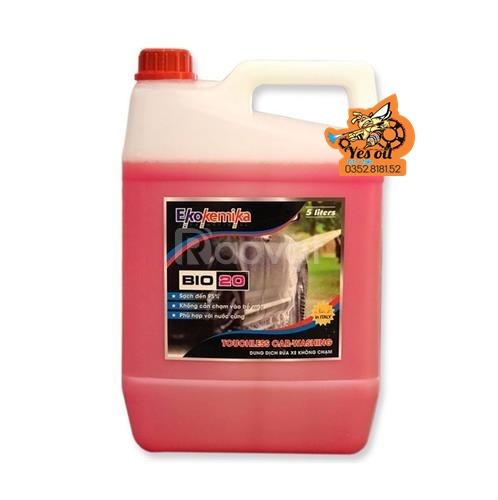 Dung dịch rửa xe không chạm Bio 20
