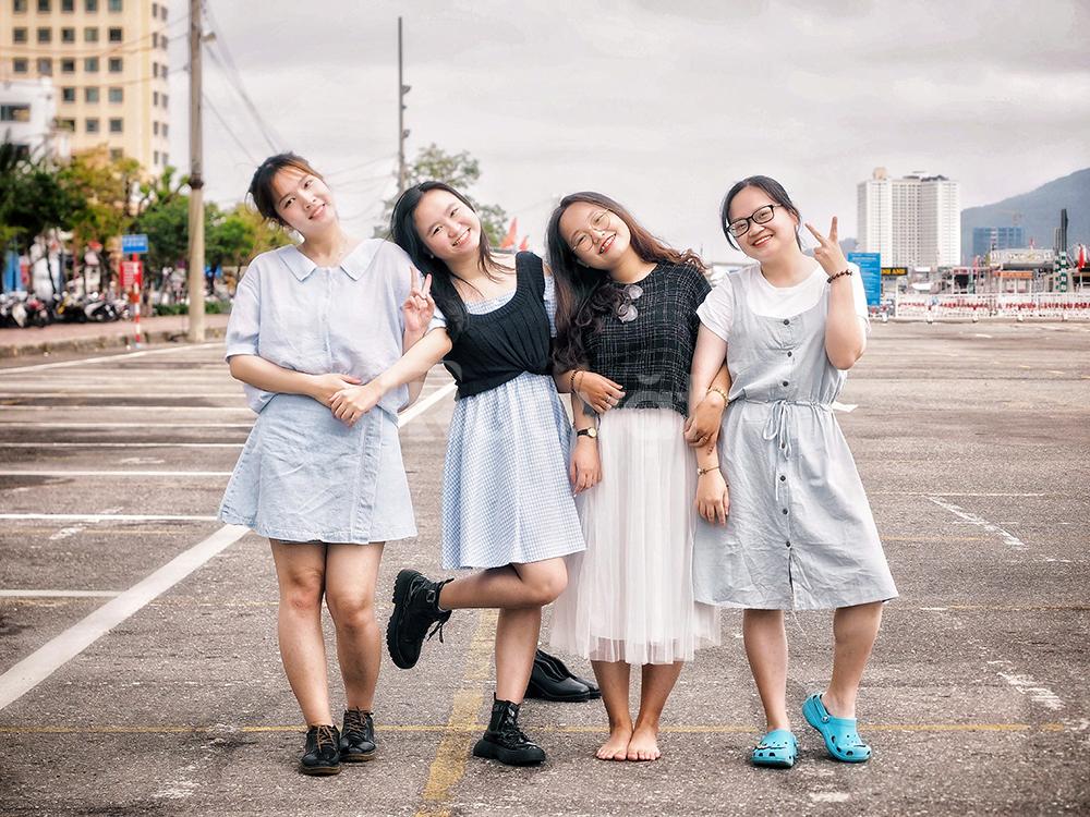 Khoi Studio chụp ảnh ngoại cảnh Hội An mùa hè 2021
