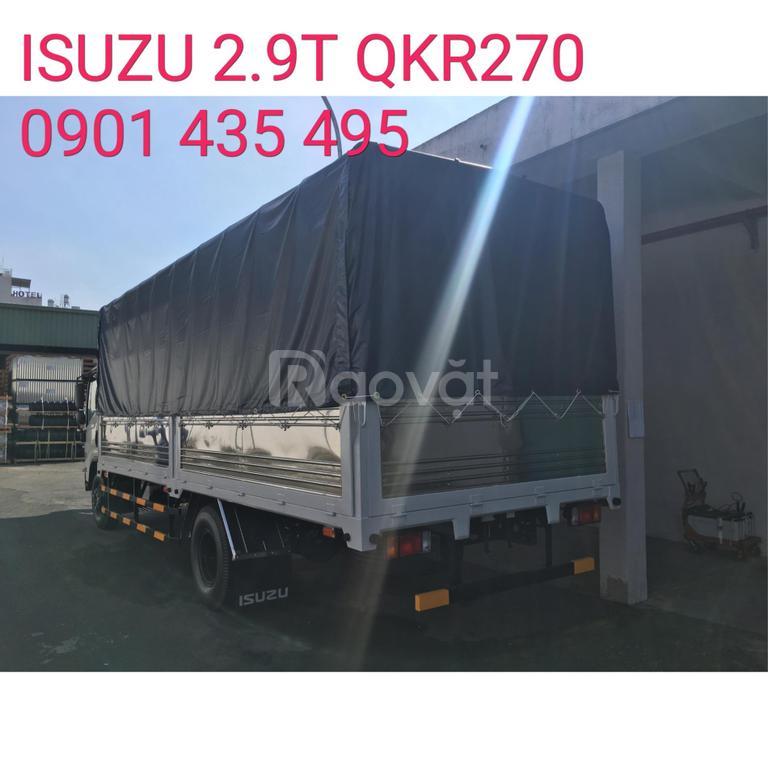 Isuzu 2T9, giá tốt, KM khủng, giao xe nhanh