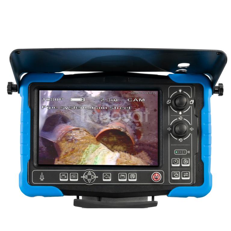 Camera kiểm tra đường ống tự động lấy nét SP và bộ đếm ĐH