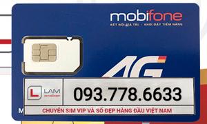 Mobifone số đẹp giá chỉ từ 1.000.000 VNĐ