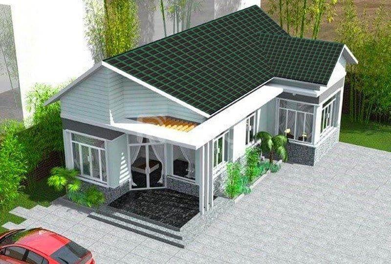 Ngôi nhà xanh Solarled