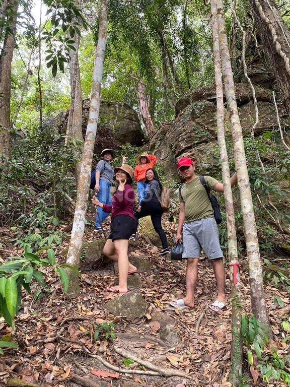 Trekking vườn quốc gia Phú Quốc