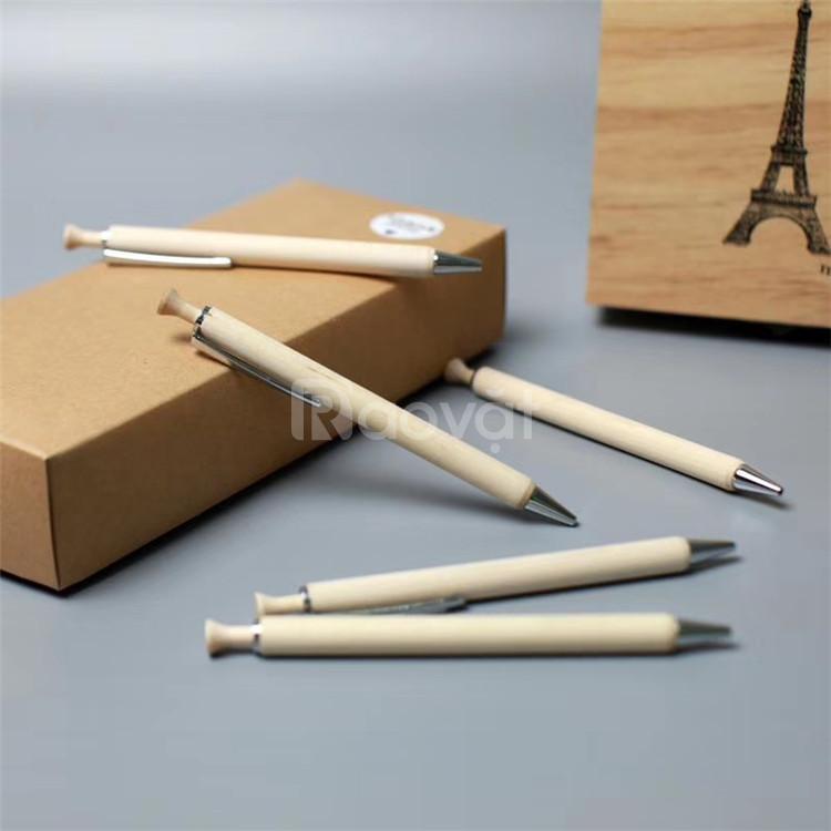 Bút bi tre thân thiện môi trường, nhiều mẫu lựa chọn