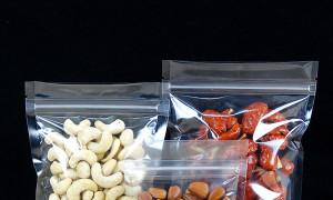 Máy đóng gói túi zipper và các mẫu sản phẩm túi đi kèm