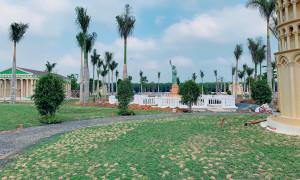 Bán đất nền Bình Sơn Long Thành, sổ riêng, MT đường 45m