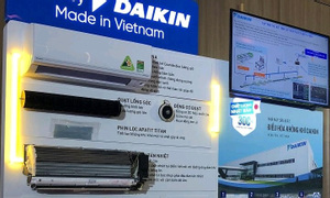 Máy lạnh treo tường Daikin FTKZ60VVMV/RKZ60VVMV cao cấp Inverter