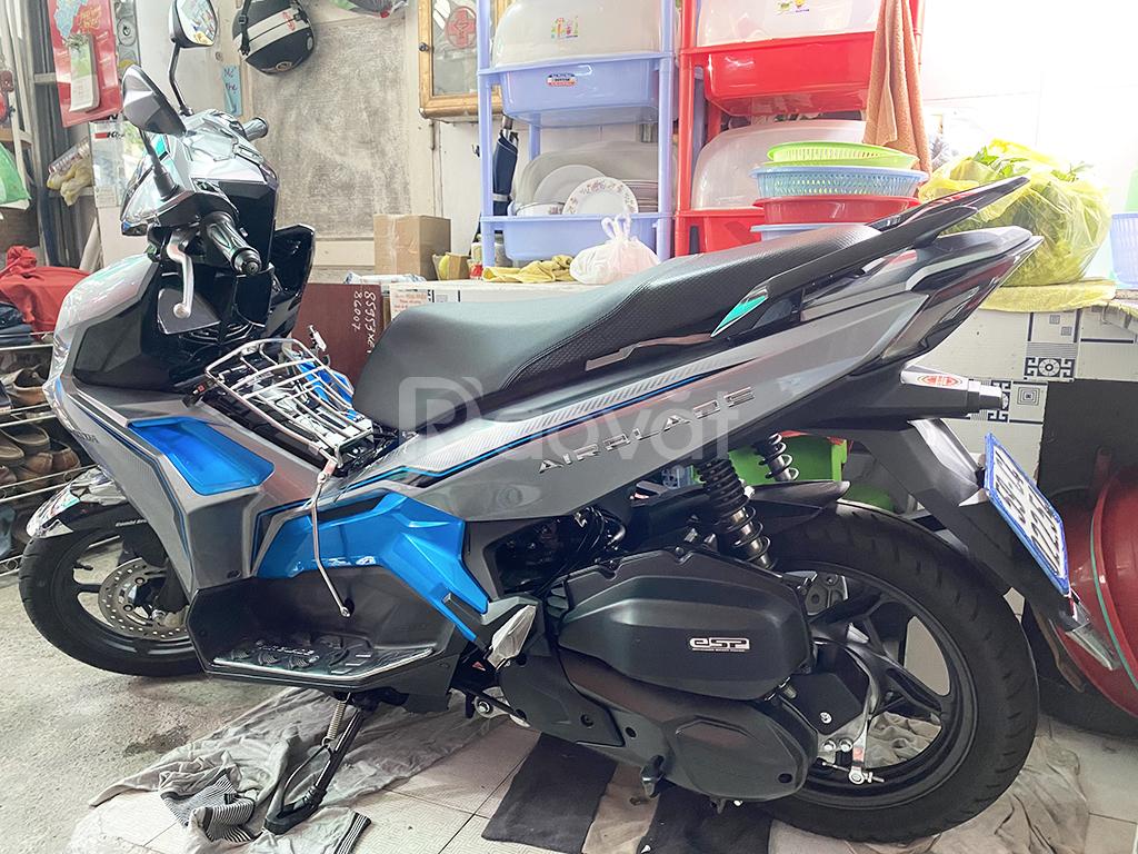 Để lại Honda Airblade 125 xám xanh 2020